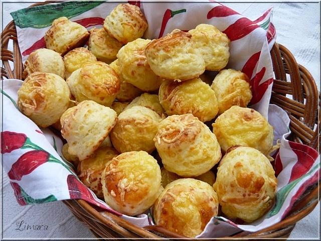 Limara péksége: Sajtos pogácsa