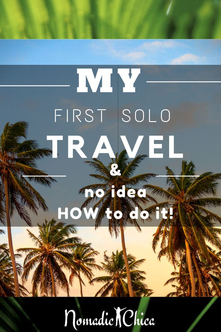 Doing your first solo trip can be a bit overwhelming. Here you will find all what you need to start planning your epic adventure! Click for more