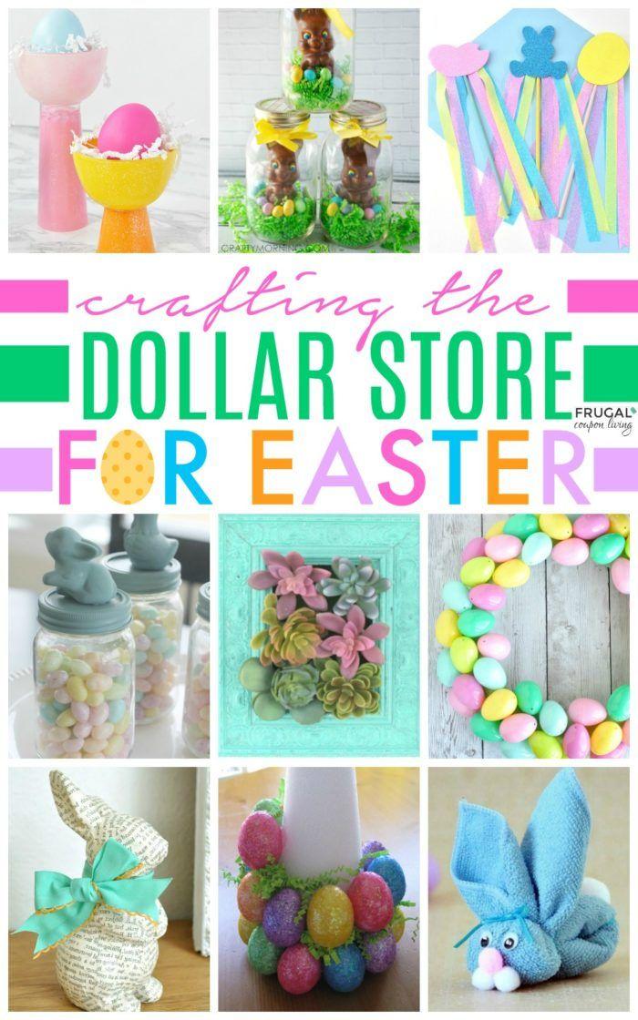 Dollar Store Easter Decor Easter Crafts Dollar Store Easter Crafts Diy Dollar Tree Easter Crafts