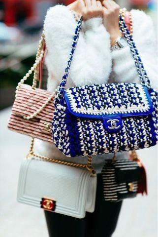 All in fashion Musthaves: Chanel tassen #chanel #handbags #designerbags #designer #purses #bags