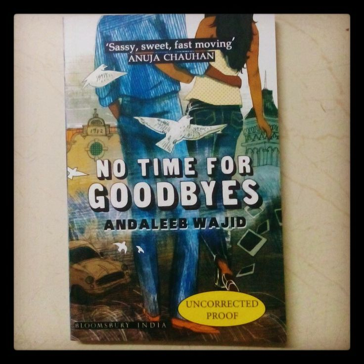 Coming in April! Watch this space for more! #notimeforgoodbyes #andalebwajid