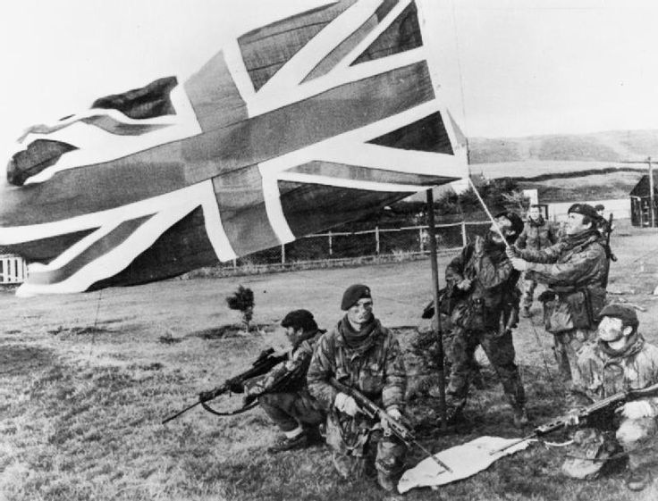 Causes of the Falklands War