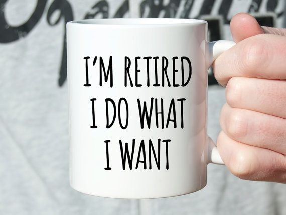 Retirement Gift for Man Retirement Gifts for Women by fieldtrip