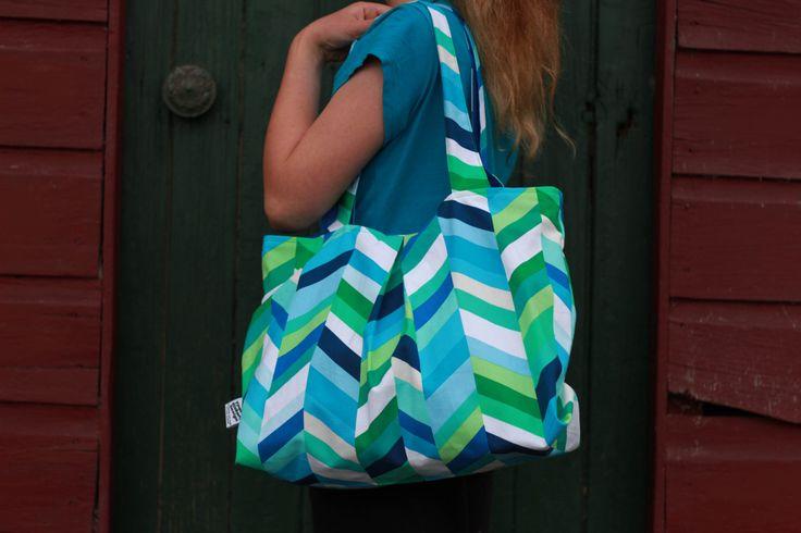 Lake Tekapo Shoulder Bag by TraceyVickersDesign on Etsy