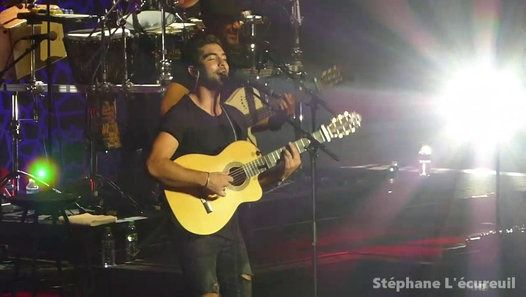 "Kendji Girac ""Color gitano"" en concert au Phare à Chambéry  le Samedi 15 octobre 2016.  Tournée ""Ensemble"" #Kendji"