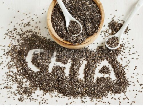 Switch out energy drinks for black chia seeds. These little guys pack a huge energy punch for your body. Put them in your smoothies and more.