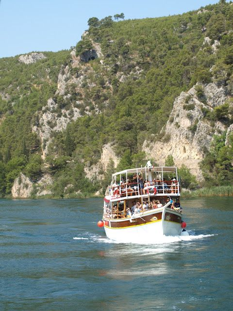 croatia, holiday, krka