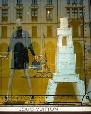 breif idea, window display/visual merchandising