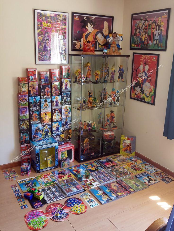 Este blog foi criado para dar a conhecer a toda a gente as coleções que saíram em Portugal sobre Dragon Ball