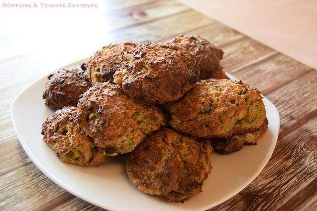 Νόστιμες κ Υγιεινές Συνταγές: Νηστίσιμα κολοκυθομπιφτέκια φούρνου με ρεβυθάλευρο...