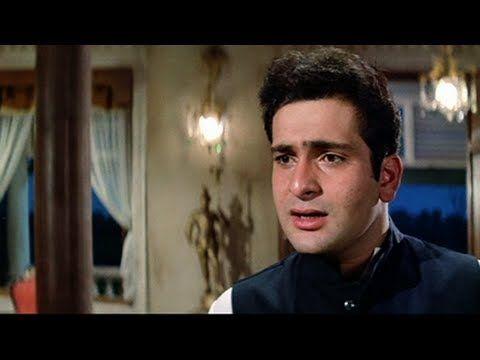 Ram Teri Ganga Maili - Part 8 Of 12 - Rajiv Kapoor - Manadakini - Superh...