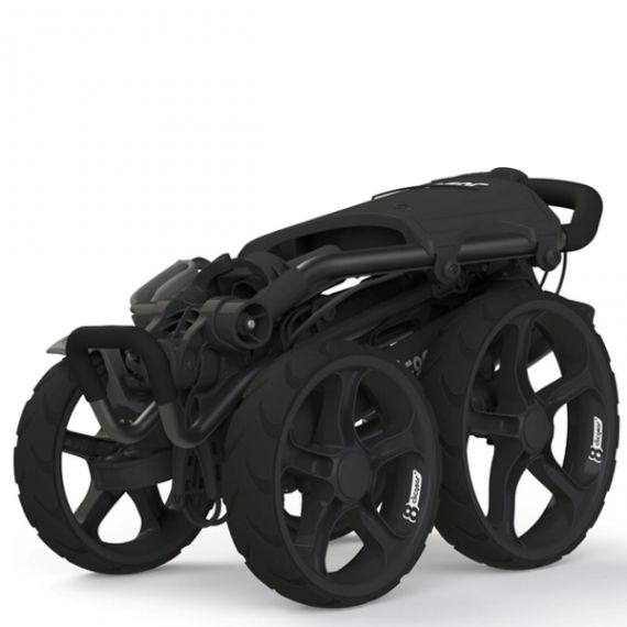 CLICGEAR 8.0 - Chariot manuel 4 roues