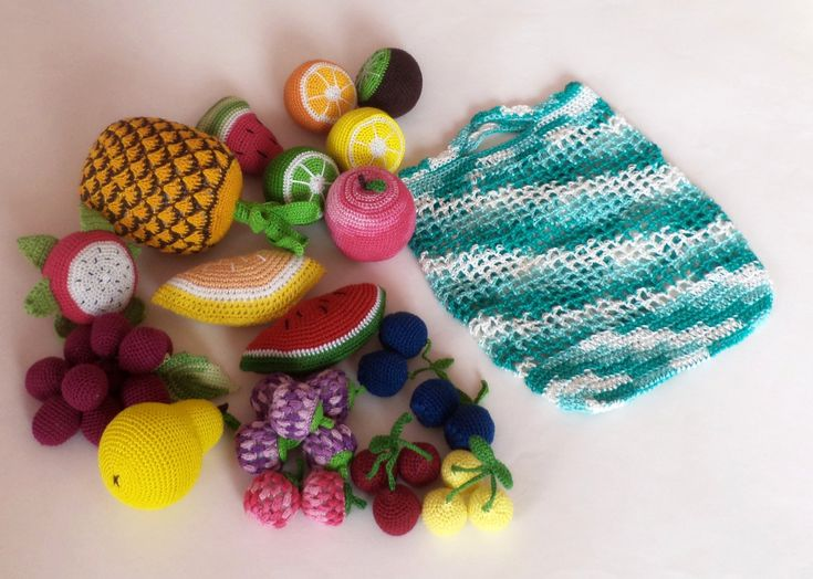 Excited to share the latest addition to my #etsy shop: Crochet play food set 12pcs Crochet vegetables .fruit its Sensory toys,baby decor,kids gift,nursery decor,birthday gifts, KNITTED VEGETABLES http://etsy.me/2trpMoH #igruki #rainbow #denrodena #rodestvo #playfoodset