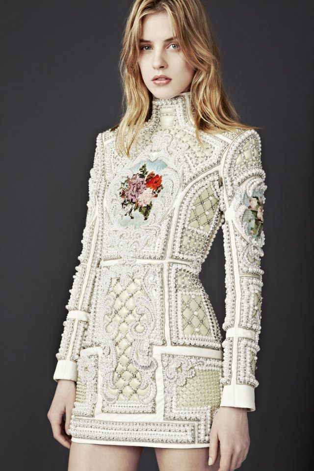 Exclusive Backstage Images: Balmain Fall/Winter 2012