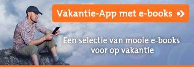 VakantieBieb is een kadootje van de Bibliotheek aan alle leden. Het is een app met een selectie van populaire boeken voor op vakantie.De app is te vinden in de App Store en Google Play Store en zo te downloaden op je tablet of smartphone. Vervolgens kies je een aantal e-books die je wilt ophalen, deze komen beschikbaar via de app. Een internetverbinding voor het lezen van deze e-books is vervolgens niet meer nodig! www.vakantiebieb.nl