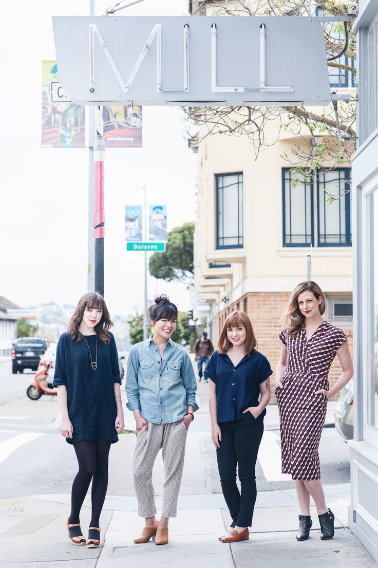 """Behind The Scenes At Mill Mercantile   #refinery29  http://www.refinery29.com/mill-mercantile#slide21  What, to you, sets Mill apart from other shops in San Francisco and beyond?  """"I would have to say the assortment of brands we carry; it's so unlike any other store I've been to. And, the quality as well. We carry brands that hold up so well over the years that you're really buying pieces to last you a lifetime. That's something I've learned in the year I've been at Mill: quality over ..."""