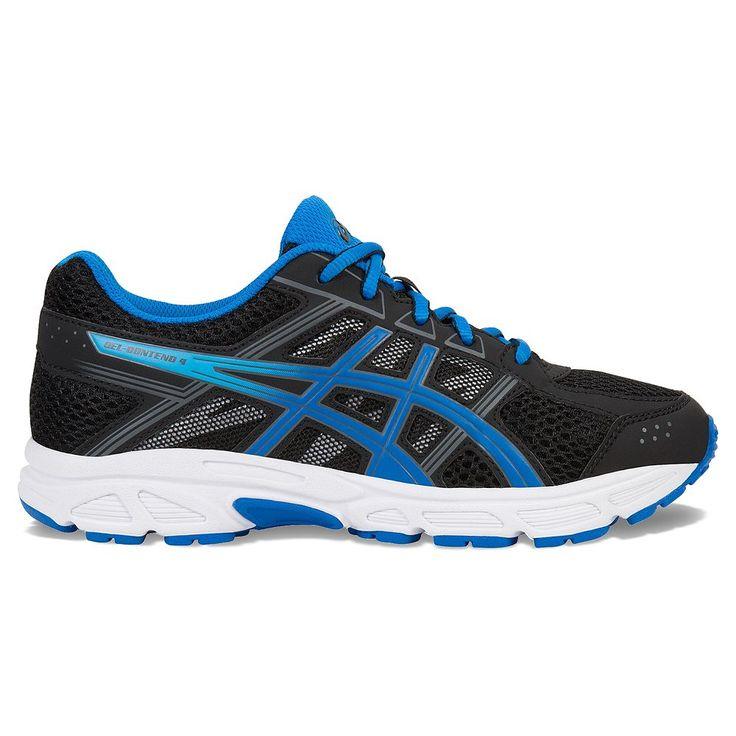 ASICS GEL-Contend 4 Grade School Boys' Running Shoes, Oxford