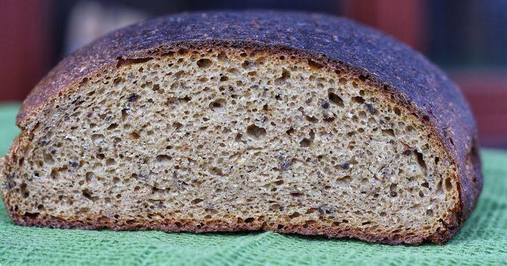 Chleb litewski - wspaniały