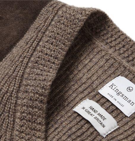 Mr. Porter Kingsman sweater