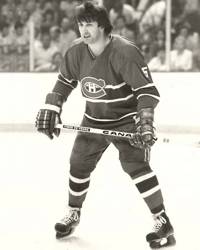 Guy Lapointe   Montreal Canadiens   NHL   Hockey