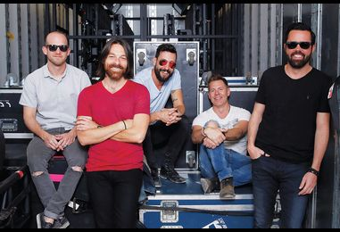 Old Dominion's Matthew Ramsey Shares Songwriting Advice, Talks Falling In Love With Kings of Leon