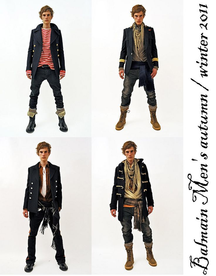 Modern Pirate Style - adore this