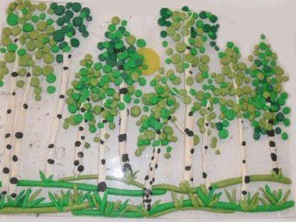 Сказочные домики из банок и полимерной глины. Пластилинография. Ясли-сад № 87 г. Гродно