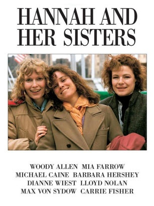 Hannah And Her Sisters (1986) Dianne Wiest - Best Supporting Actress Oscar 1986