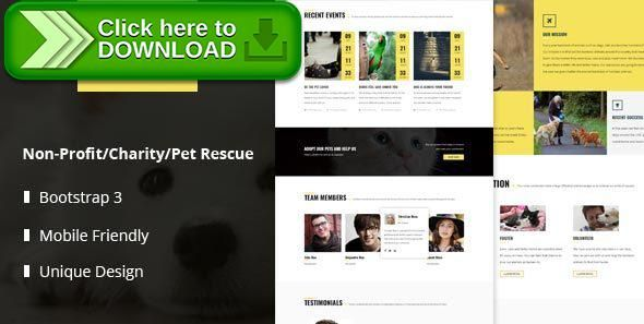 [ThemeForest]Free nulled download Anima - Responsive Pet Rescue and Shelter Template from http://zippyfile.download/f.php?id=1494 Tags: animal rescue, animal rescue and shelter, animal rescue theme, animal shelter, charity, charity theme, ngo, non-profit, pet rescue, pet rescue theme, pet shelter