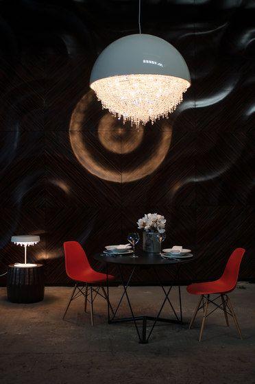 Ozero white by Manooi | General lighting | Architonic #crystalchandelier #lightingdesign #interior #chandelier #coollamps #luxury #Manooi