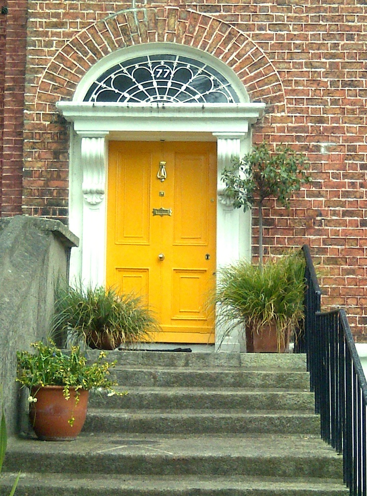 96 Best Yellow Front Doors Images On Pinterest Windows Yellow Doors And Y