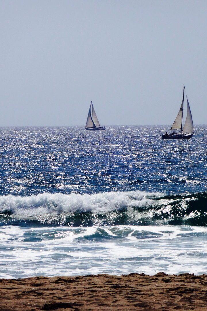 #venicebeach #blue #ocean #vacations