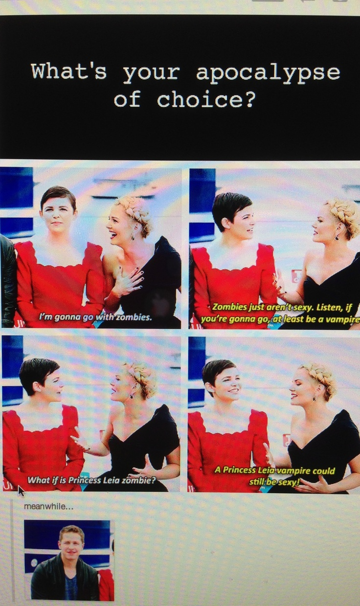 """Meanwhile  Josh says """"I can't believe we're all supposed to be related"""" as Ginny and Jen act like children /I'm with Ginny on this."""