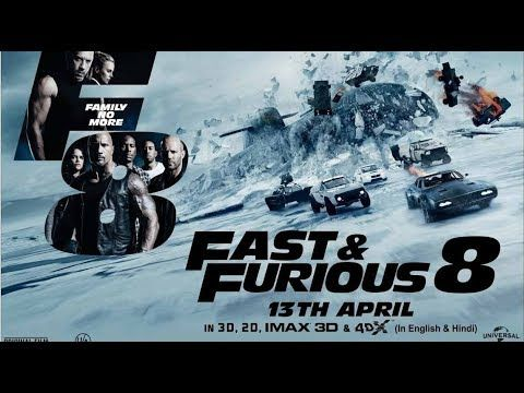 Fast & Furious 8 | Full Movie 2017