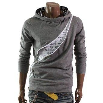 I found 'Unbalanced Zip-Up Hoodie' on Wish, check it out!