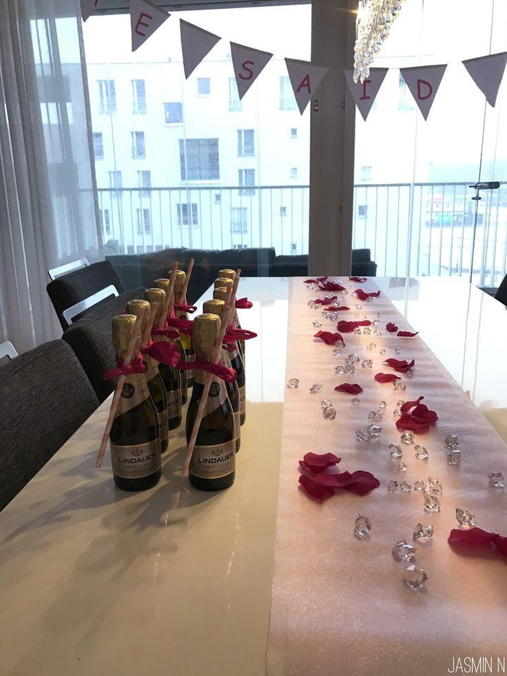 The bachelorette party.