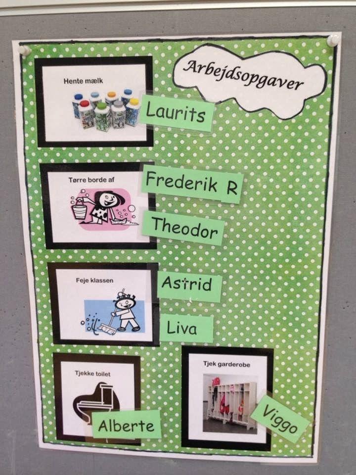 Rikkes-Classroom: Dukseliste