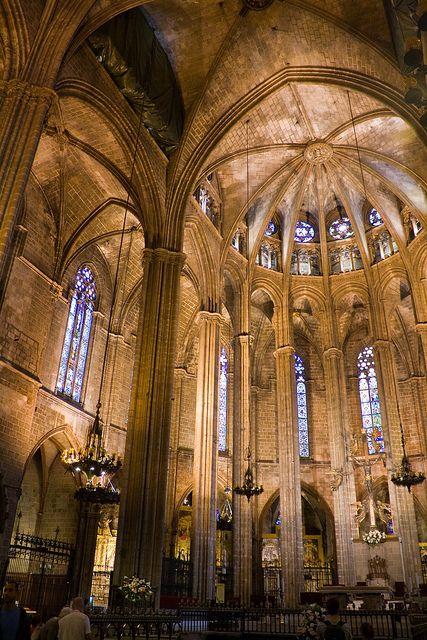 Historical Hot Spots in Beautiful Barcelona