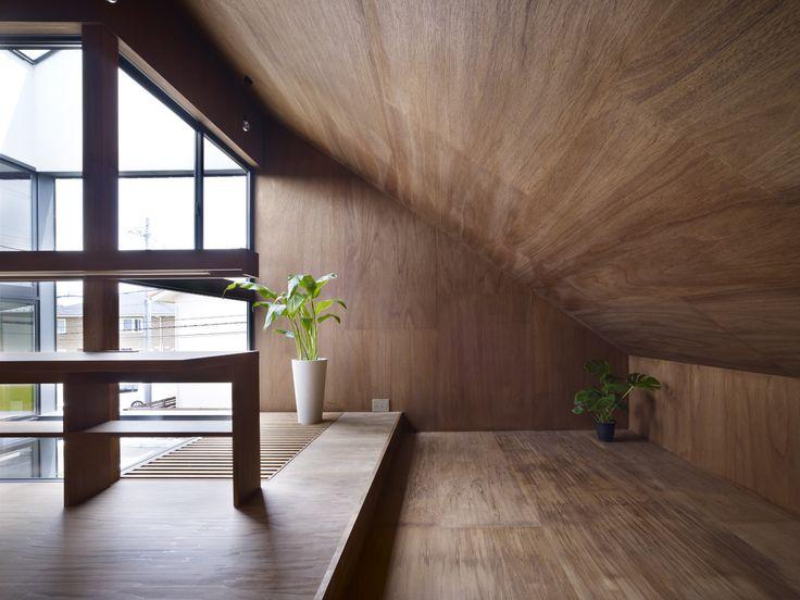 Gallery of Ogaki House / Katsutoshi Sasaki + Associates - 4