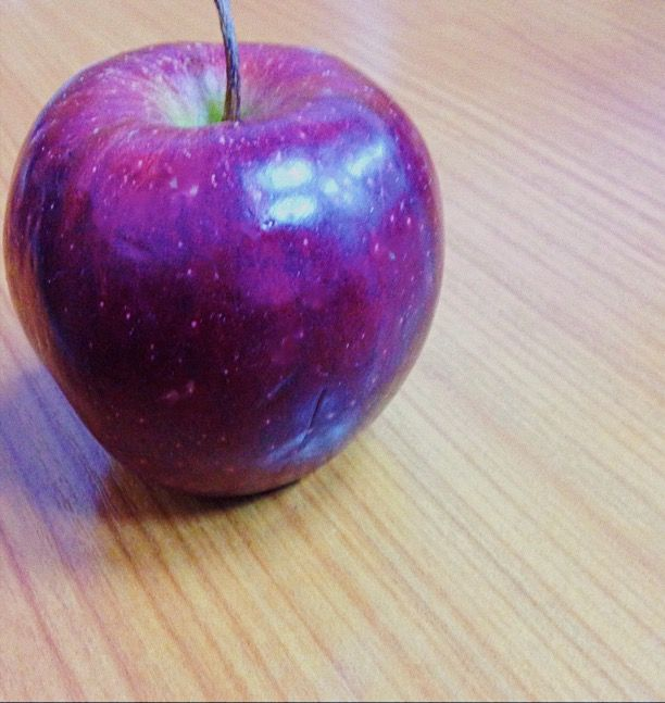 #apple #pink