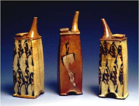 pg- 02- Three Oil Bottles