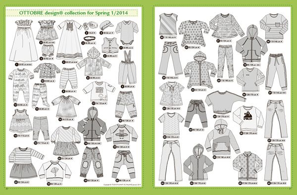 Kids 1/2014 - Sewing- Patterns- NZ - dresses, childrens, babies, toddlers, simplicity, burda, new look, project runway