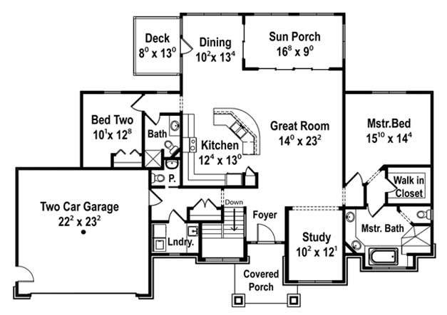60 Best Ranch Floor Plans That I Love Images On Pinterest