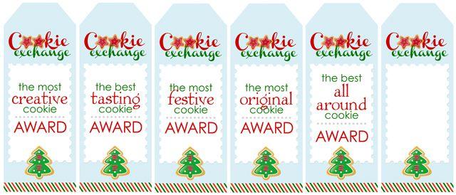 cookie exchange winners