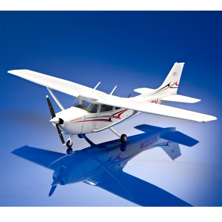 Sporty's Cessna 172 Lite Die-Cast Model - from Sporty's Pilot Shop