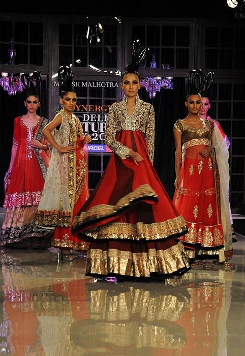 Delhi Couture Week 2011: Manish Malhotra