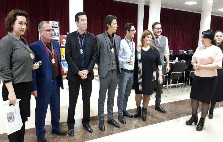 Pin On Sumqayit Texnologiyalar Parki Iscilər Arasi Intellektual Oyunlara Start Verdi