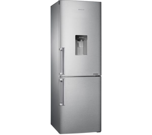 SAMSUNG RB29FWJNDSA Fridge Freezer - Silver