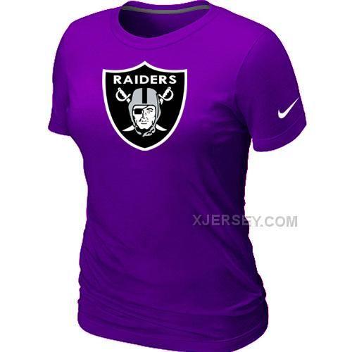 http://www.xjersey.com/okaland-raiders-purple-womens-logo-tshirt.html Only$26.00 OKALAND RAIDERS PURPLE WOMEN'S LOGO T-SHIRT Free Shipping!