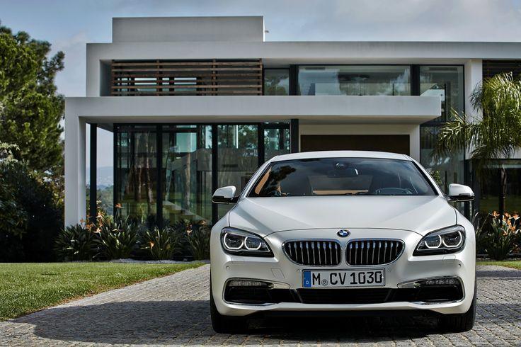 Zamanın ötesinde bir duruş.  BMW 6 Serisi Gran Coupé.